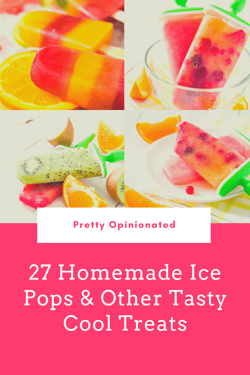 ice pop recipes 08 27 Homemade Frozen Pops & Tasty Cool Treats