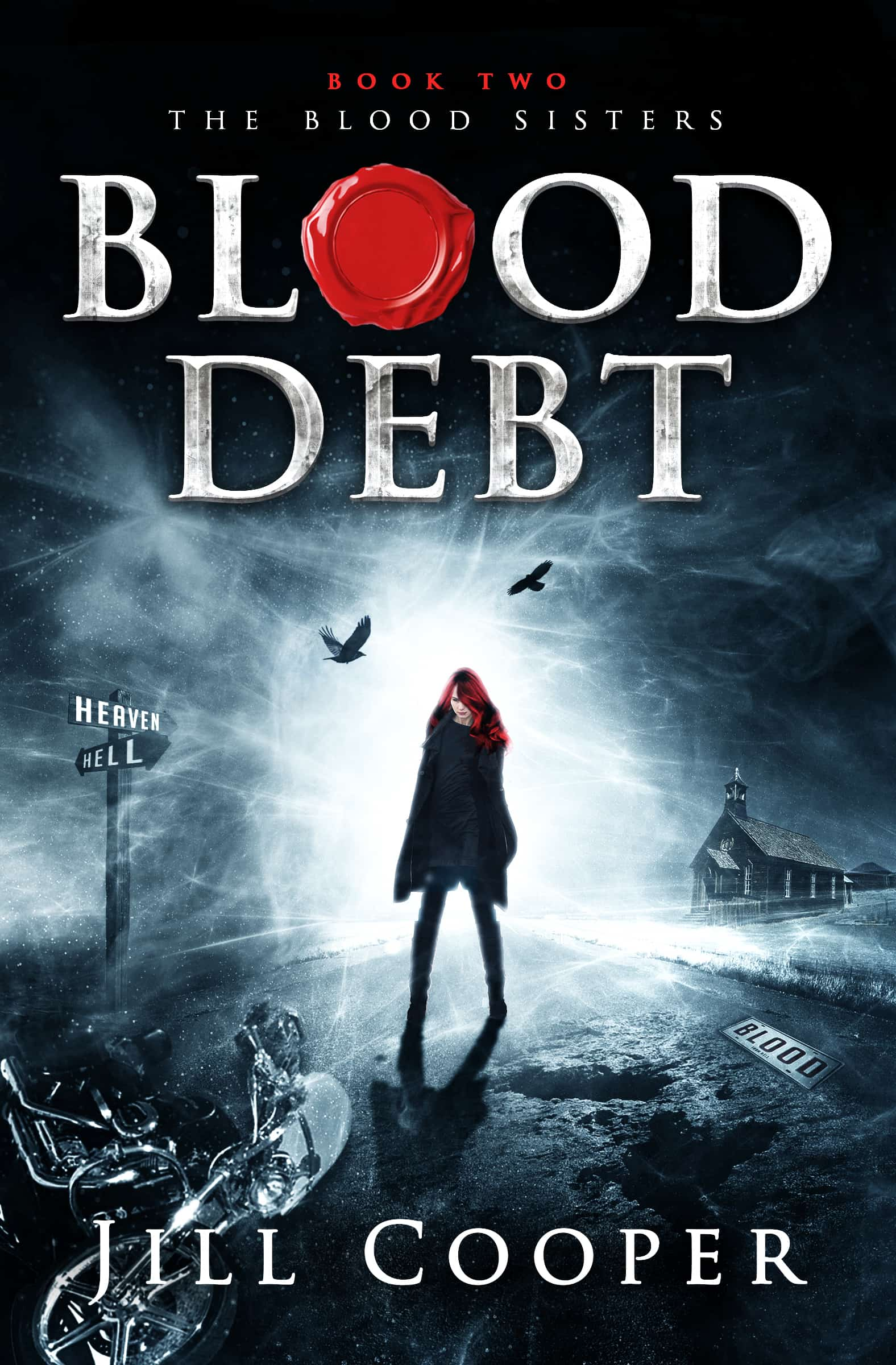 The queen of the underworld has a new play toy and her name is Jessica Blood. Check out Blood Debt by Jill Cooper!