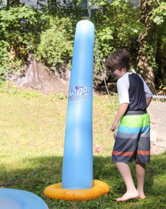 H20go tetherball splash 1