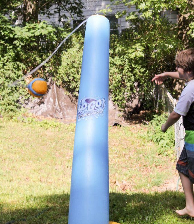 H20go tetherball splash 2