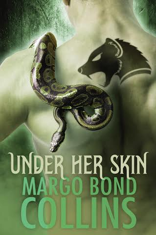 Lindi Parker works hard at being human, not an easy task for a weresnake. She has no desire to search for others like her—until a new case changes everything. When Lindi learns that she she's not the only shapeshifter in the world, she realizes she might be next on a killer's list. Learn more about Under Her Skin!