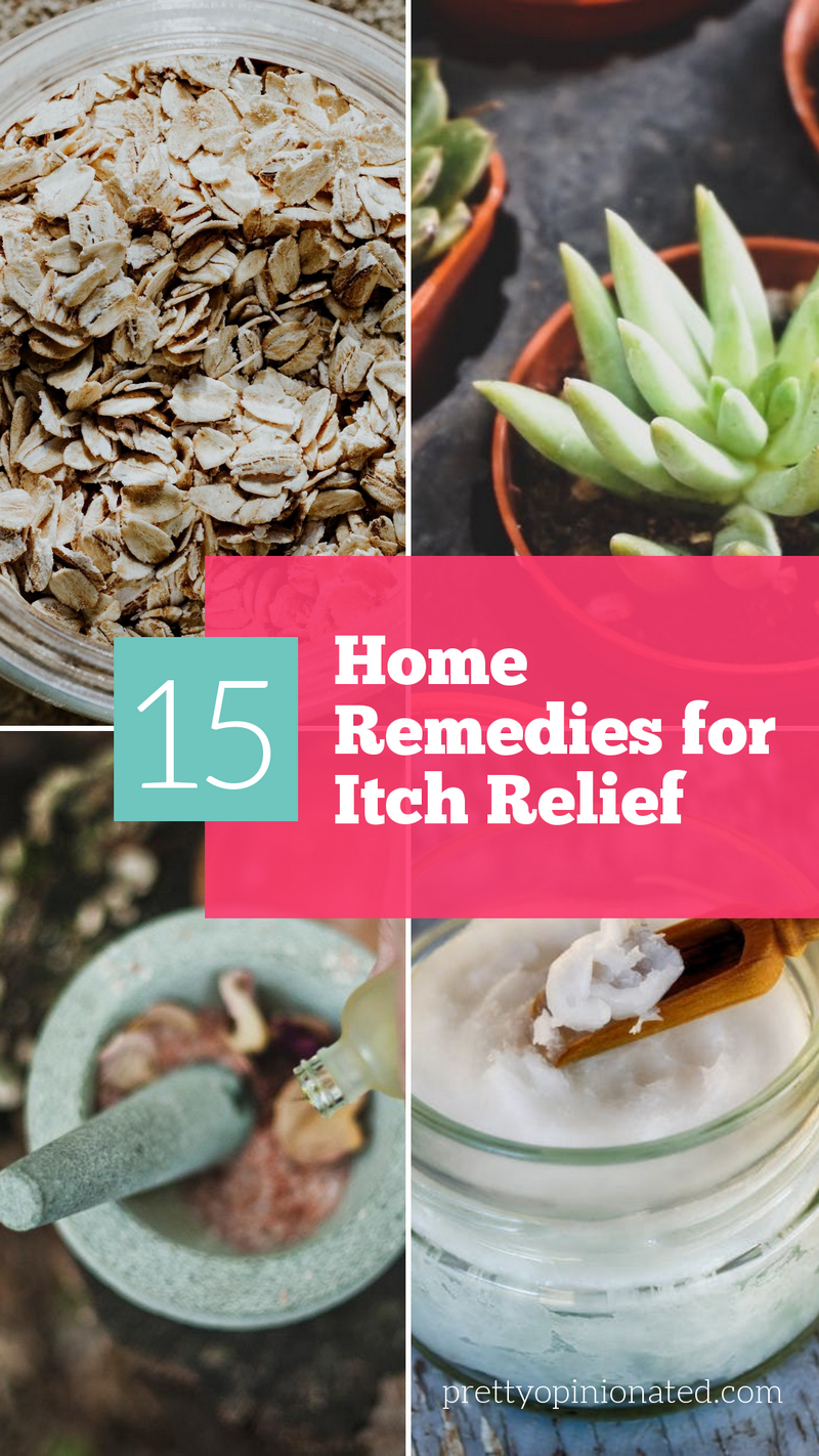 Summer is a real bummer when you're itchy from head to toe! Check out 15 natural & home remedies for itch relief!