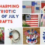 23 Charming Patriotic 4th of July Crafts That Make Fabulous Home Decor