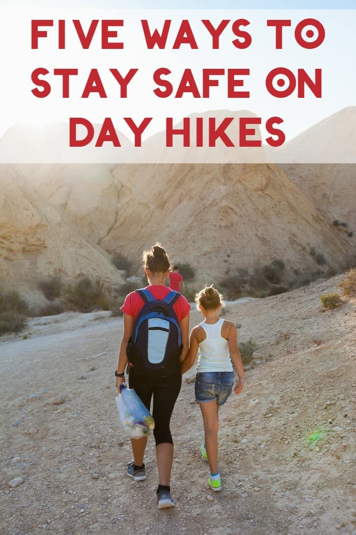 Planning a day hike this summer with your family? Check out five things you need to do to stay safe while hiking, from a SAR expert!