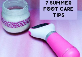 Amope Pedi Perfect Foot Care Tips F