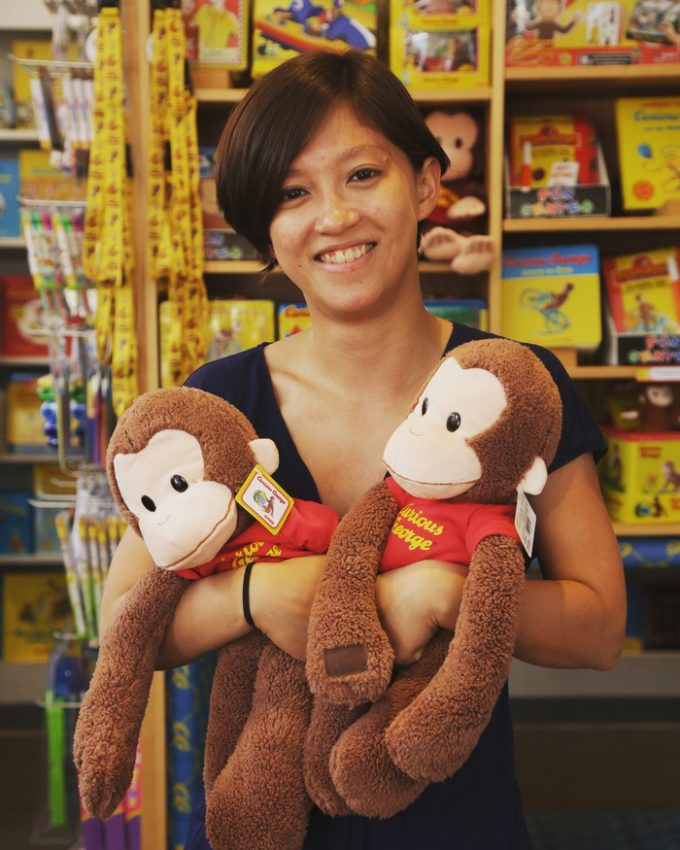 Celebrate Curious George's 75th Birthday by Helping to Bring His Creators' Story to Life