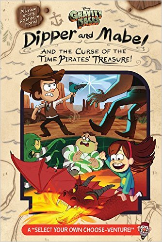 Gravity Falls Choose Your Own Adventure
