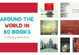around the world 80 books f