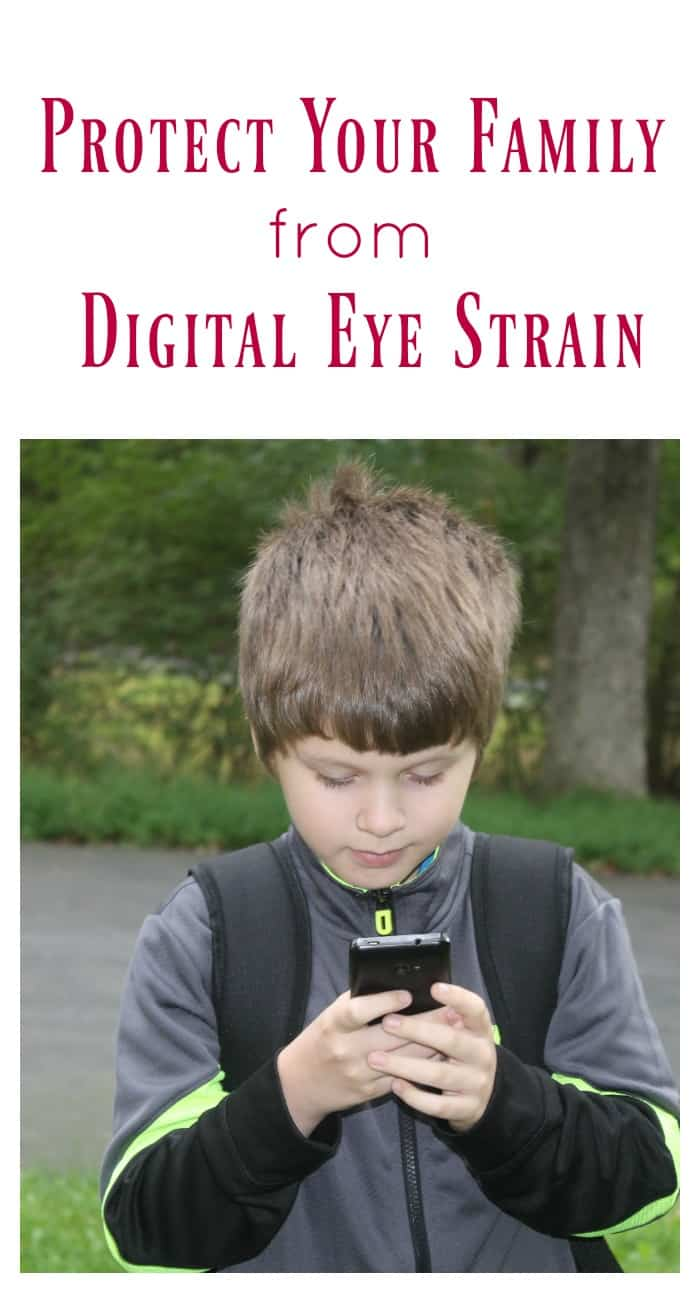 Digital Eye Strain is a very real struggle for most of us, but it's especially dangers to our kids. Check out how I use Reticare to protect my whole family.