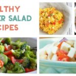 4 Refreshingly Delicious Healthy Summer Salad Recipes