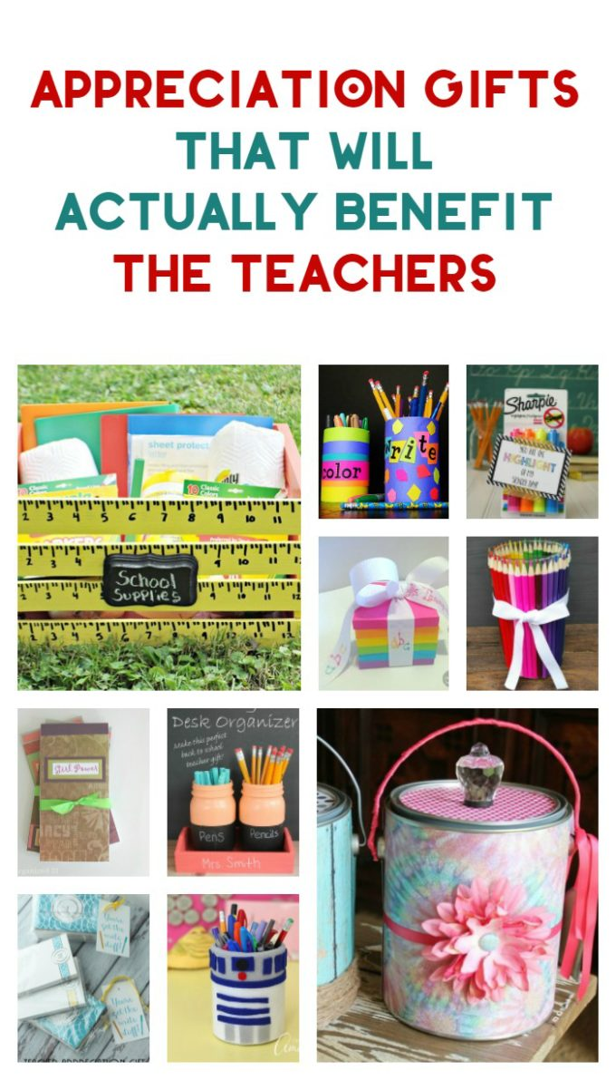 This back to school season, give your child's teacher a gift that they'll really appreciate! Check out these ideas that benefit your child's new teachers and save them money on classroom supplies!