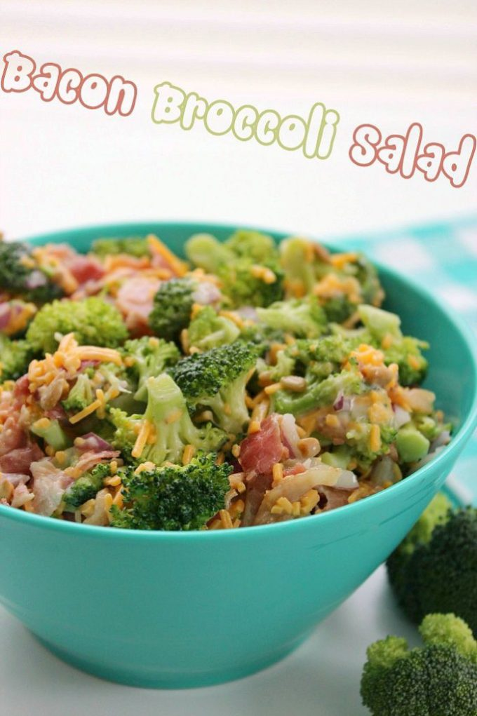 Bacon-Broccoli-Salad