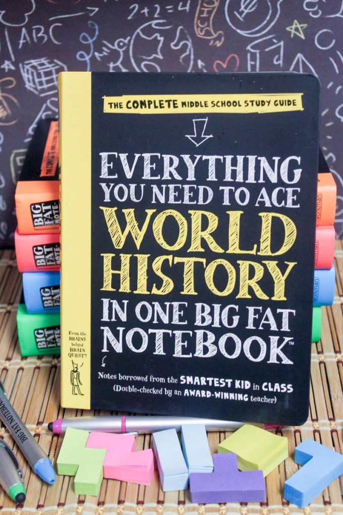 Big Fat Notebooks Middle School Study Guides (13 of 21)