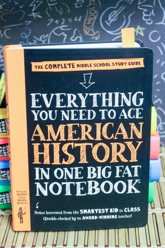Big Fat Notebooks Middle School Study Guides (17 of 21)