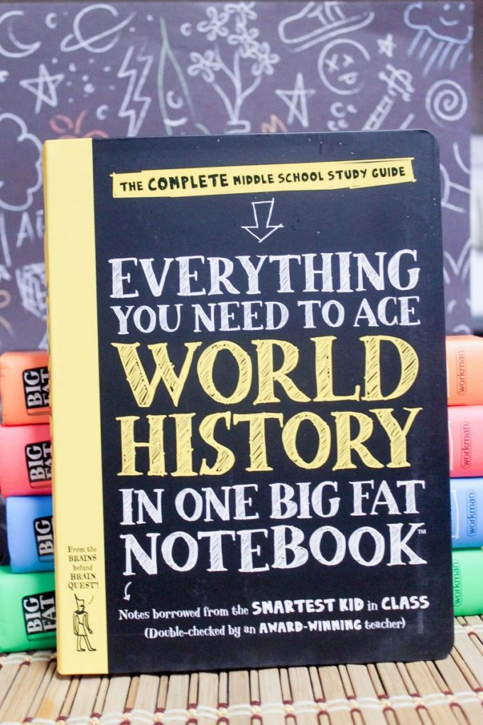 Big Fat Notebooks Middle School Study Guides