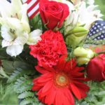 Show Your Red, White & Blue Pride & Save 40% on Teleflora with Visa Checkout During the Games #TeamUSA