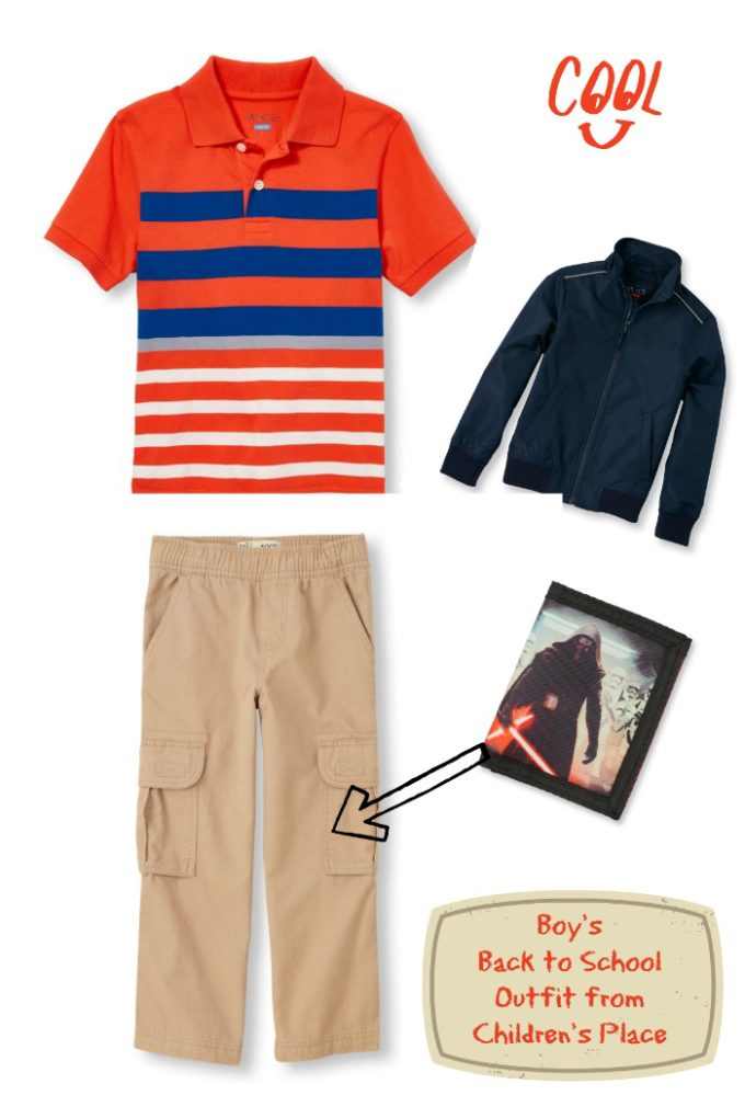 Find the perfect outfit for boys at Children's Place in the Lehigh Valley Mall!