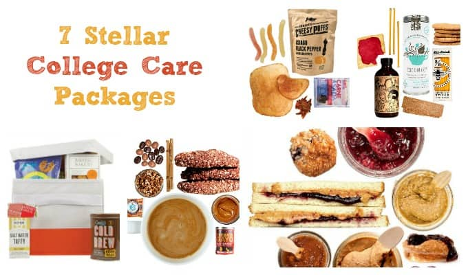 7 Stellar Care Package Ideas for Your Favorite College Students