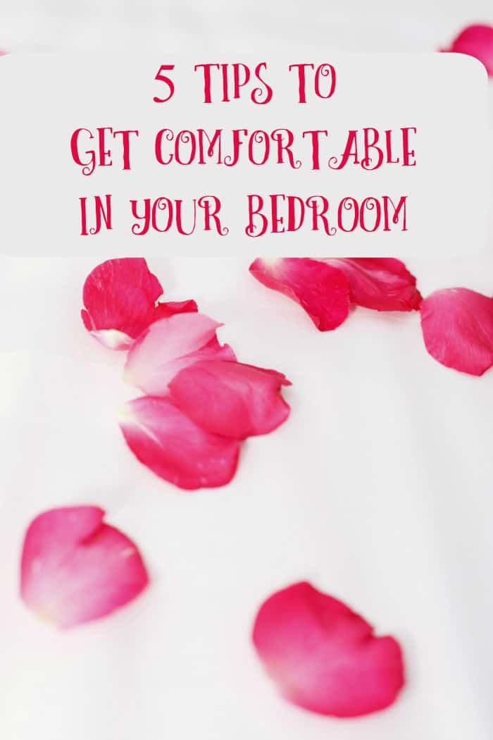 5 Tips for Getting More Comfortable In Your Bedroom + Awesome Contest from Serta!  #SertaComfortSutra