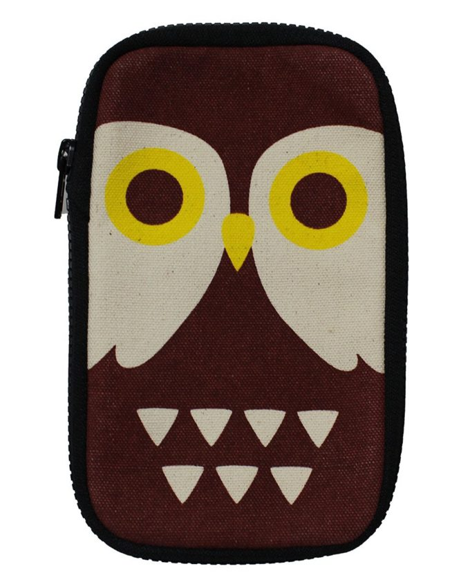 Owl Pencil Case: Seriously Cool Back to School Accessories for Middle Graders