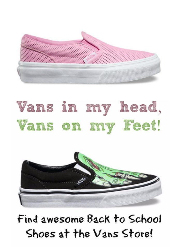 Put Vans on their feet with awesome styles in the Lehigh Valley Mall!