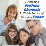 7 YouTube Channels You Should Definitely Be Watching With Your Tween