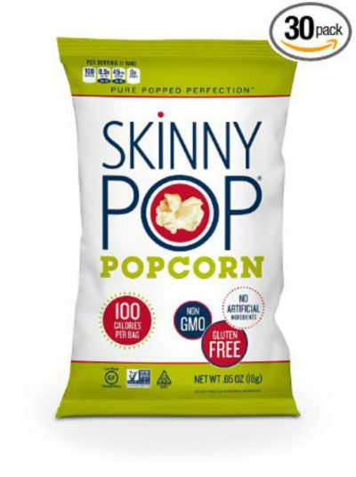 Skinny pop is a favorite snack in our house. 5 Easy Afterschool Snacks Kids Can Grab Super Fast