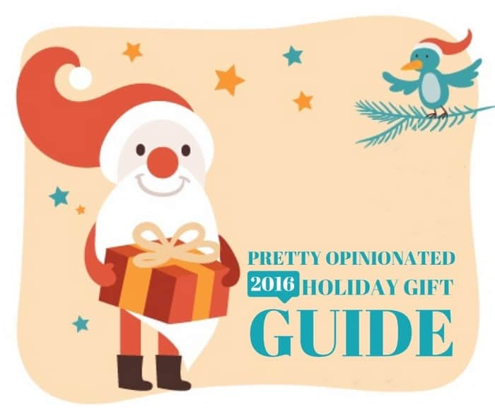 Pretty Opinionated is Now Accepting Submissions for the 2016 Holiday Gift Guide!