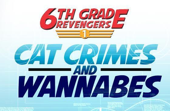 6th Grade Revengers Book Blast