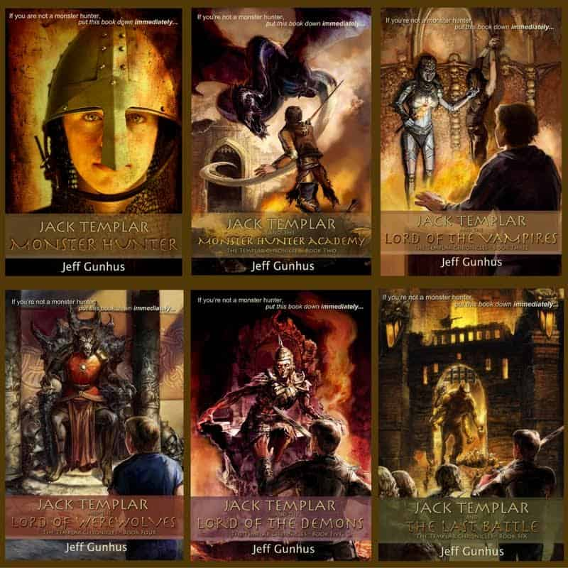 Jack Templar and the Last Battle Blast: $50 Amazon Gift Card or Paypal Cash Giveaway