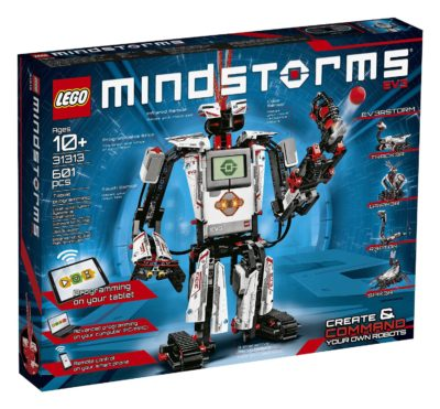 5 Incredibly Cool Tech Gifts For Teens Who Love To Build Robots: Lego Mindstorms