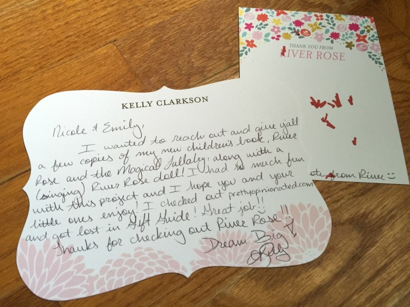 Kelly Clarkson's River Rose Book & Doll is Utterly Magical!