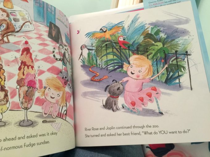 River Rose and the Magical Lullaby Book Review