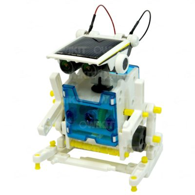5 Incredibly Cool Tech Gifts For Teens Who Love To Build Robots: Solar Robot