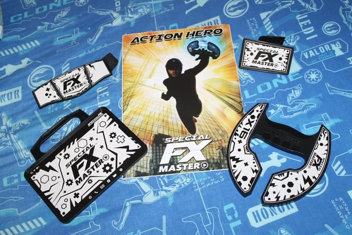 Help Make the SpecialFX Master Augmented Reality System an Actual Reality