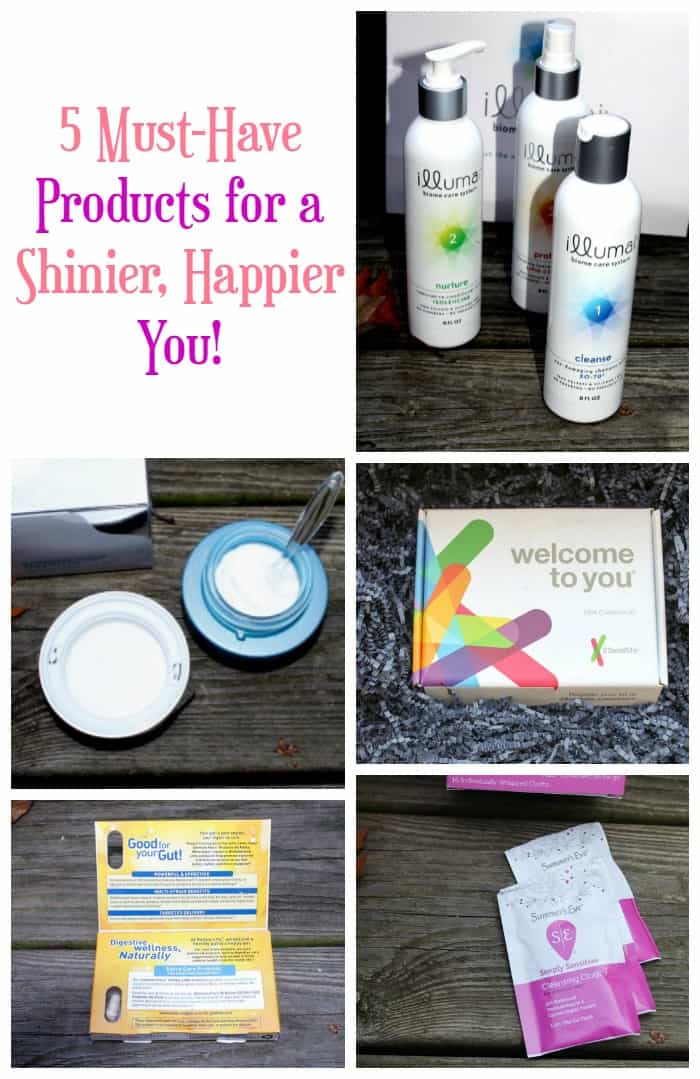 Feel good from the inside out and from head to toe with these 5 must-have products that bring out your inner beauty! #BabbleBoxxHealth #ad