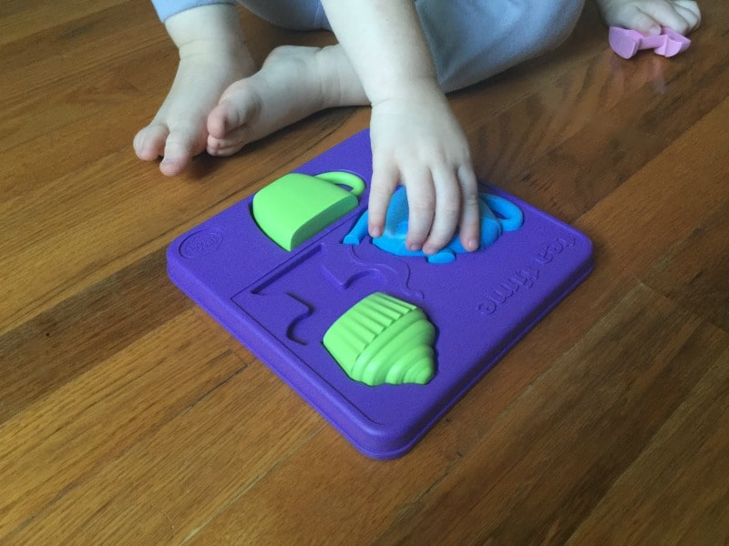 Green Toys Tea Time Puzzle: A Fun Eco-Friendly Gift for Kids