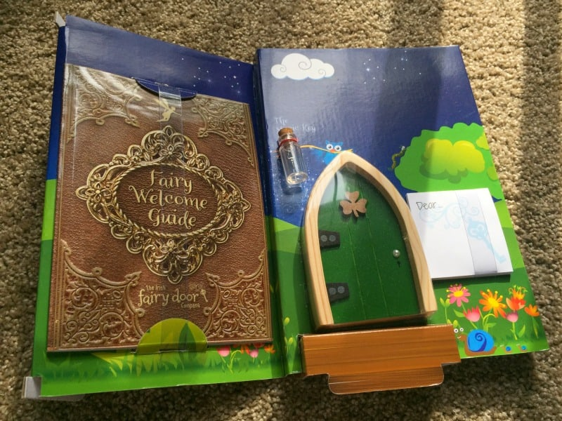 Start a New Tradition With The Irish Fairy Door!
