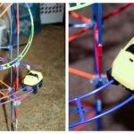 Gift Idea for Tweens: K'NEX Wild Whiplash Roller Coaster