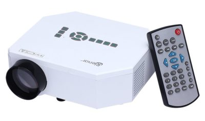 Mini Projector- 7 Tech Gifts For Middle Schoolers And Teens That Will Make You Win The Holidays