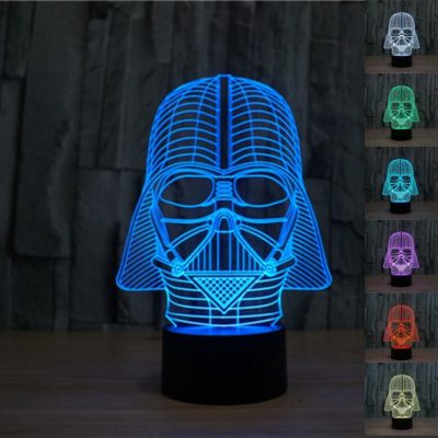 Star Wars Lamp - 7 Tech Gifts For Middle Schoolers And Teens That Will Make You Win The Holidays