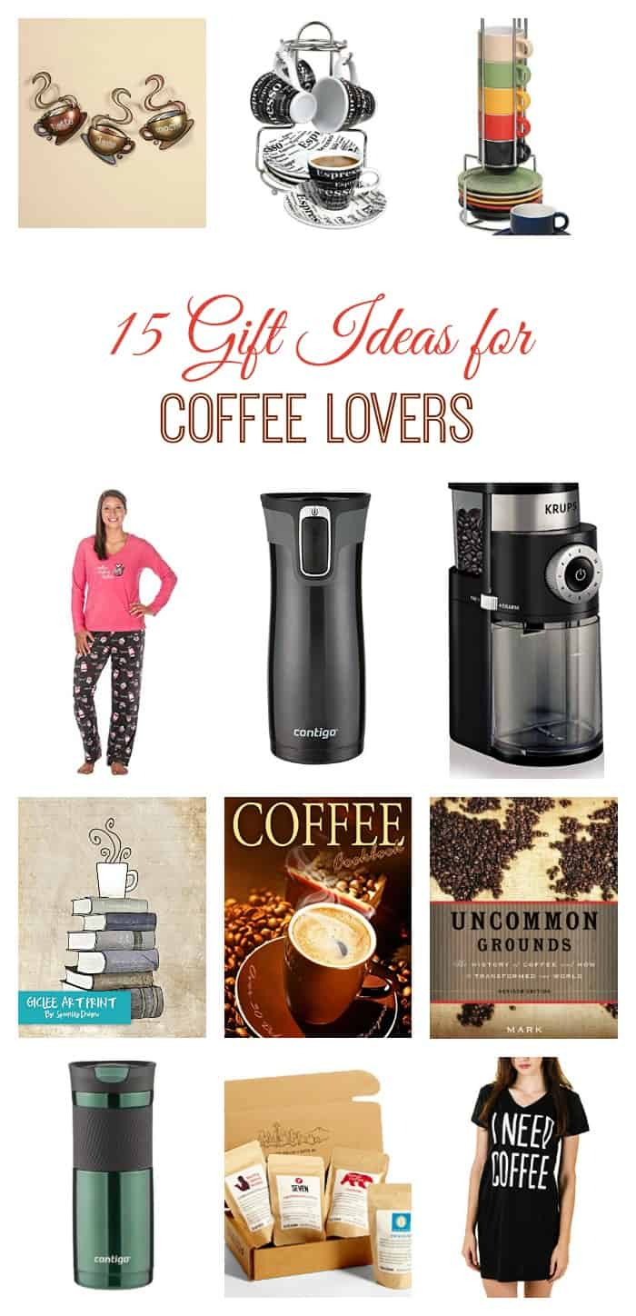 Need holiday gift ideas for the coffee lovers in your life? Check out 15 things I'd love to see under my Christmas tree!