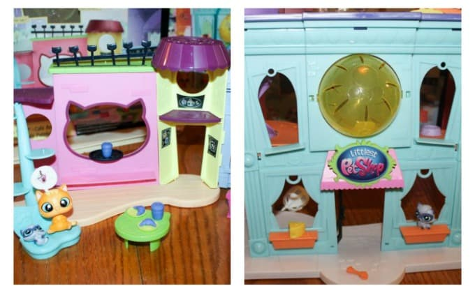 Surprise Your Little Animal Lovers with Littlest Pet Shop Playsets! #LittlestPetShop
