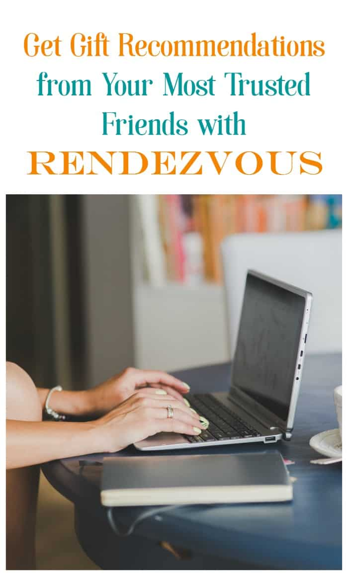 Need holiday gift ideas? Get them from your most trusted friends, thanks to Rendezvous! Check out this cool new Facebook Messenger AI bot!