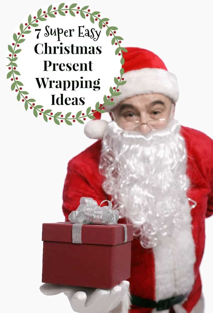 Need some Christmas present wrapping ideas? We've got a list of awesome ideas that are super easy to DIY and come out beautiful every time! Grab your favorite ribbons, bows, some brown paper and more and try these unique ideas out!