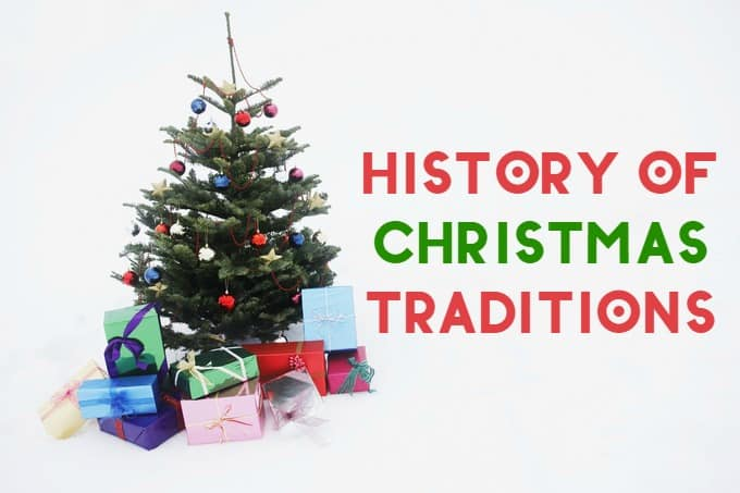 History of Christmas Traditions [Infographic]