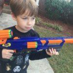 Prime Time Toys: Legendfire Powershot Blaster and Zippi Pets Flying Hummingbird