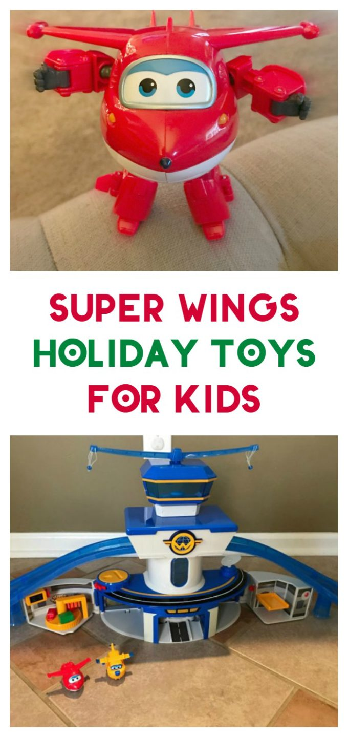 Got a Super Wings fan? Check out these awesome playsets that make perfect holiday gifts for kids!