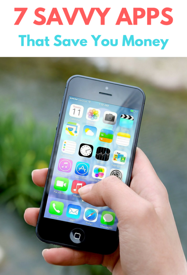 7 Savvy Apps That Save You Money