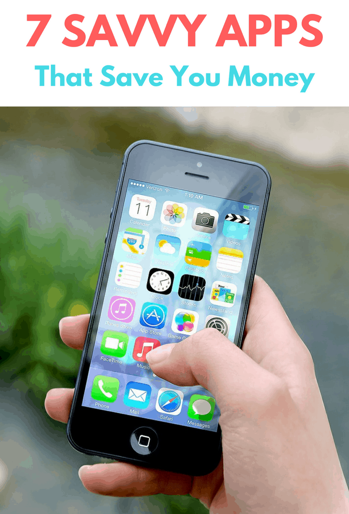 Need the best apps to save you money? If you want to save on groceries or even get automatic savings on items you were already buying, you need this list.